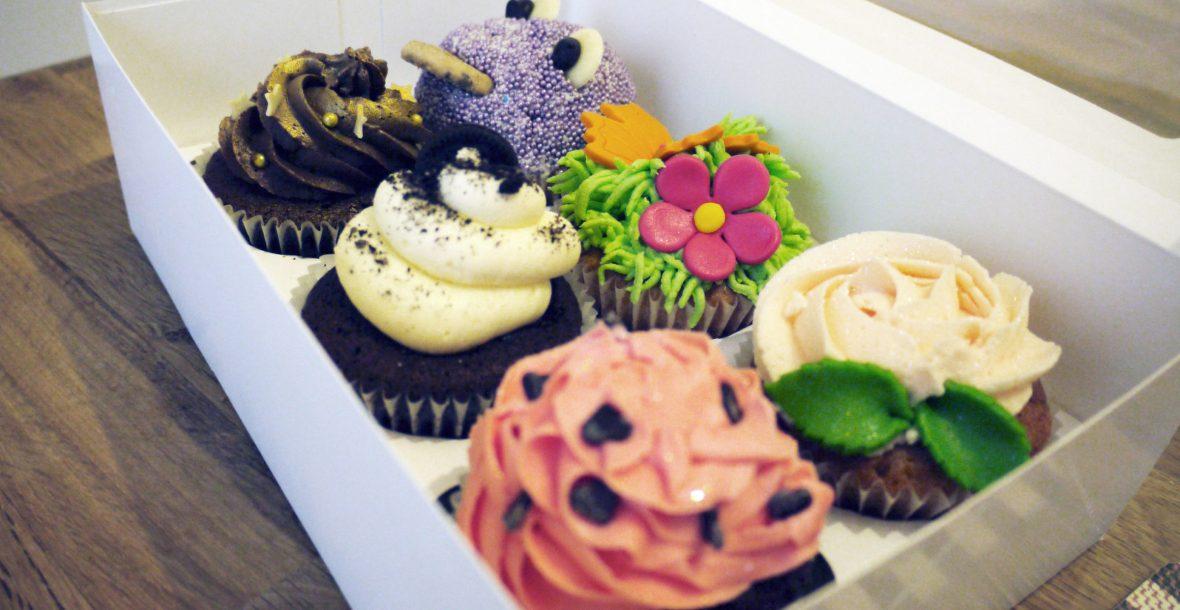 Hey Little Cupcake cakes