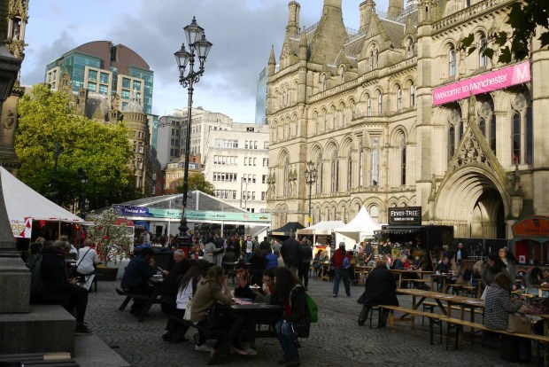 Manchester Food and Drink Festival 2016