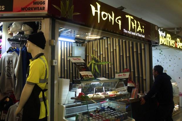 Hong Thai stall