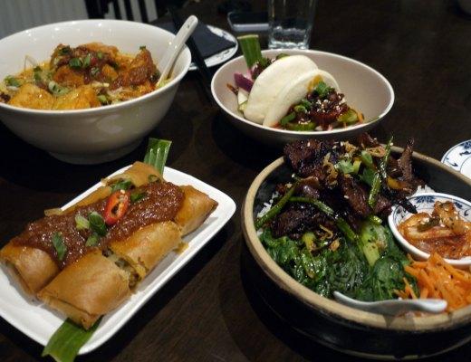 Secret Diner Levy food