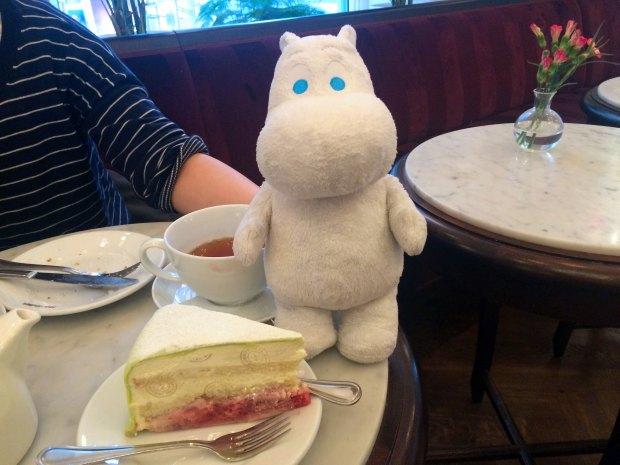 Princess cake (48 SEK)