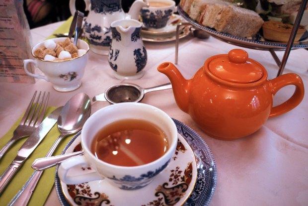 Richmond Tea Rooms Afternoon Darjeeling