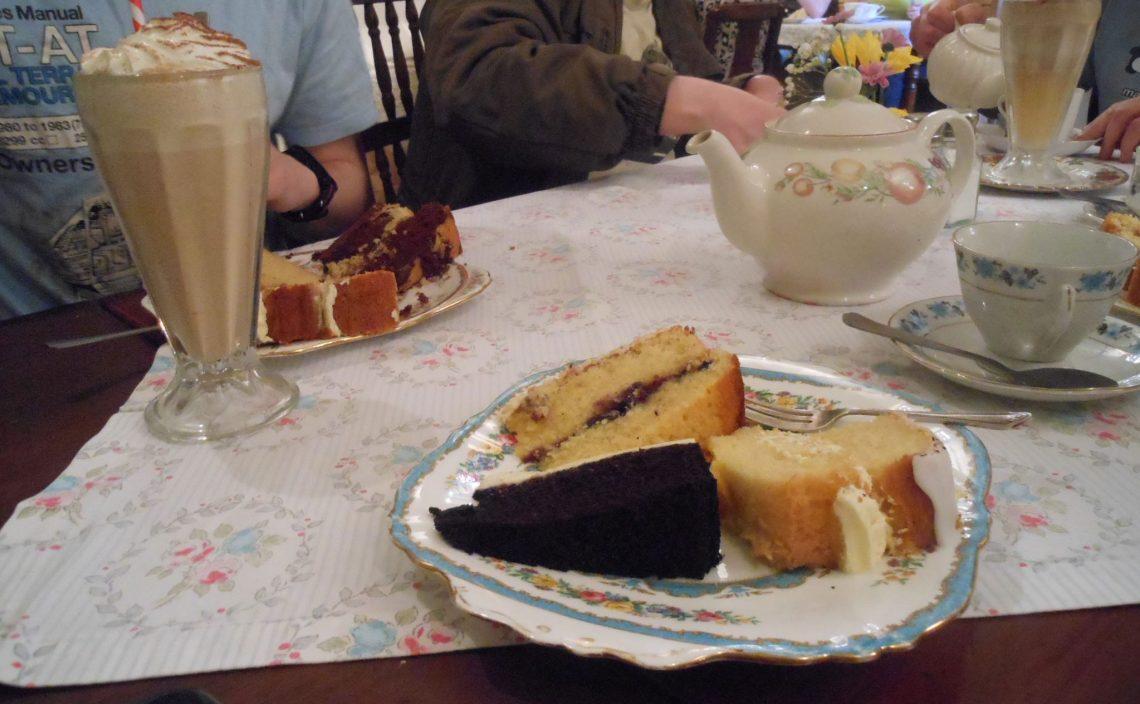 Sugar Junction table setting
