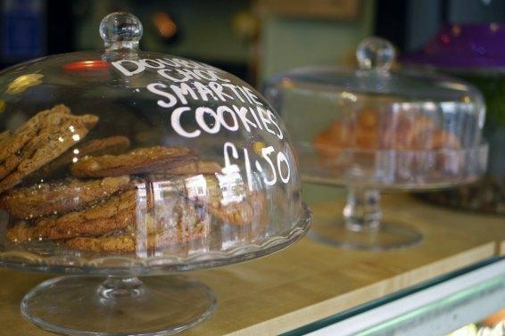 Nibble cookies