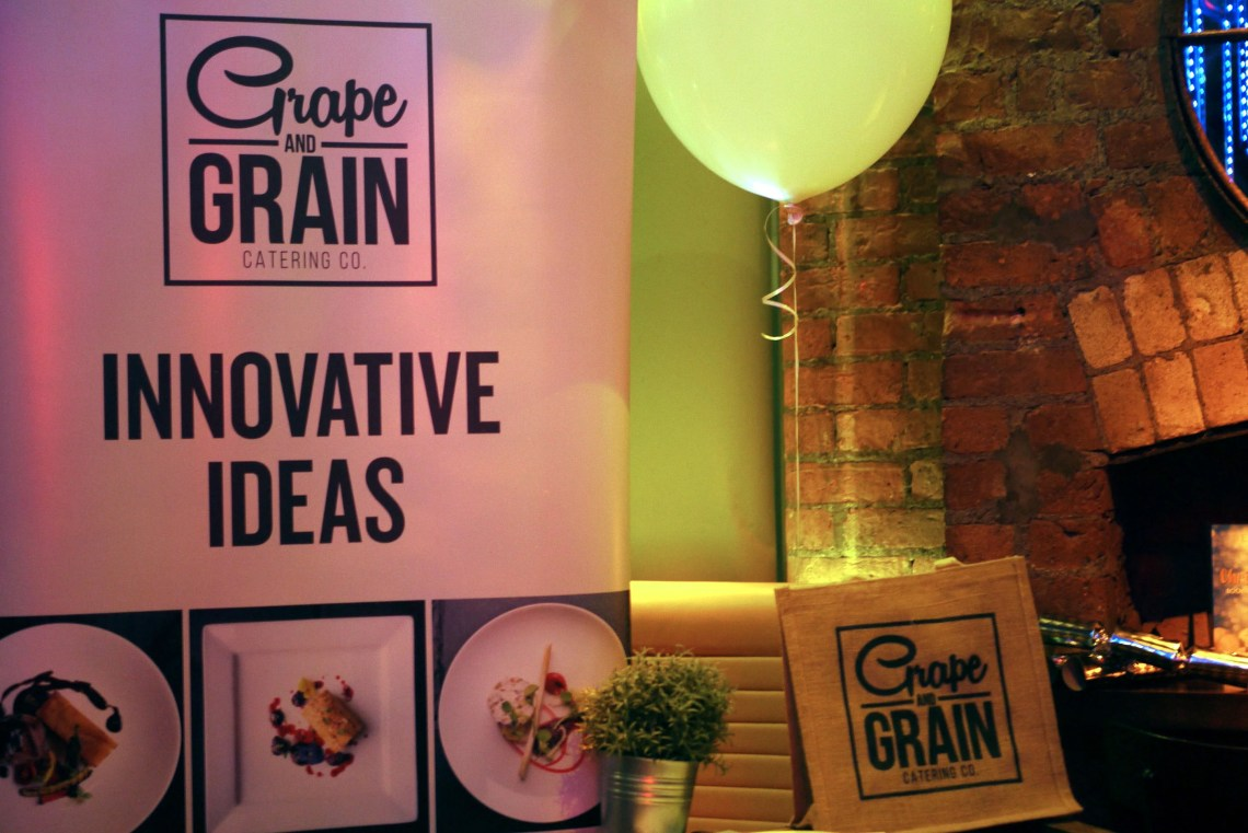 Grape and grain catering