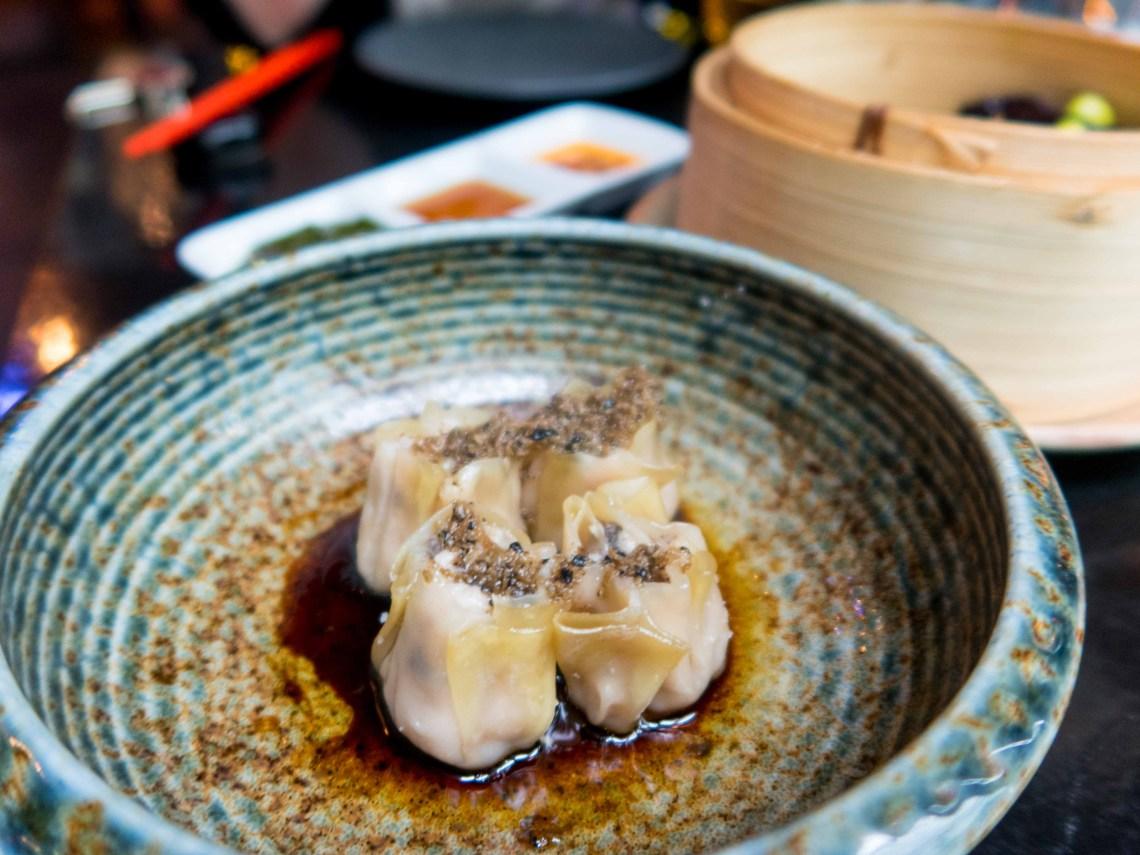 Chicken Truffle Shumai
