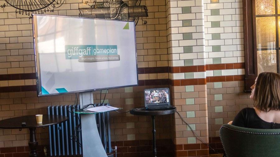 Giffgaff gameplan presentation