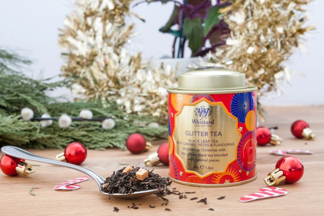Whittard of Chelsea Glitter Tea £8
