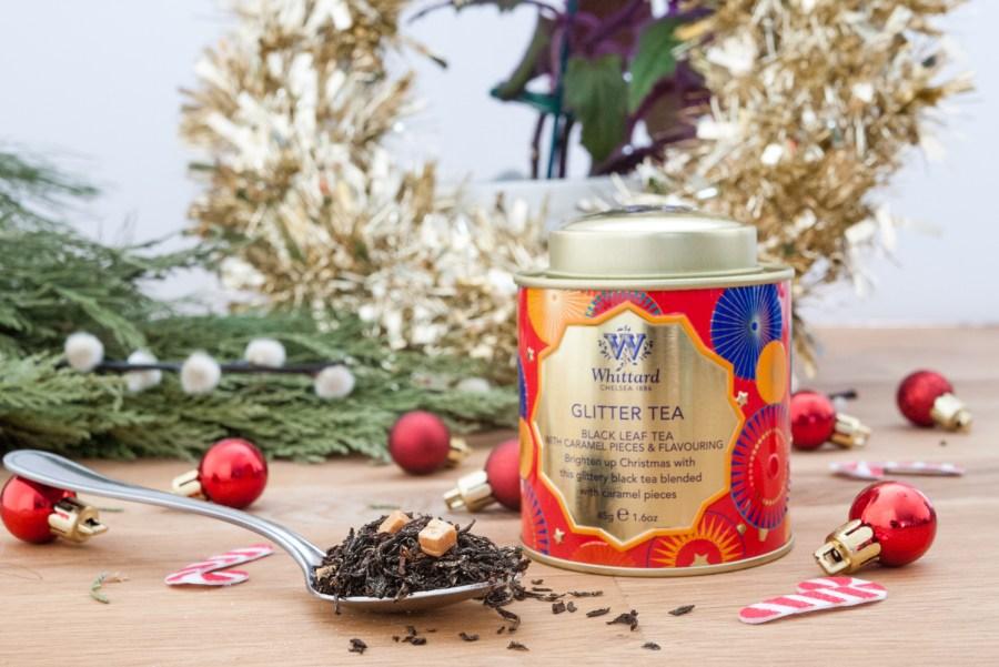 Whittard of Chelsea Glitter Tea £8