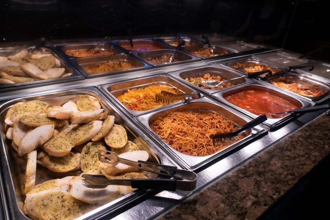 Western cuisine at Royal Nawaab