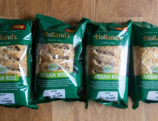 Holland's Vegan Rolls
