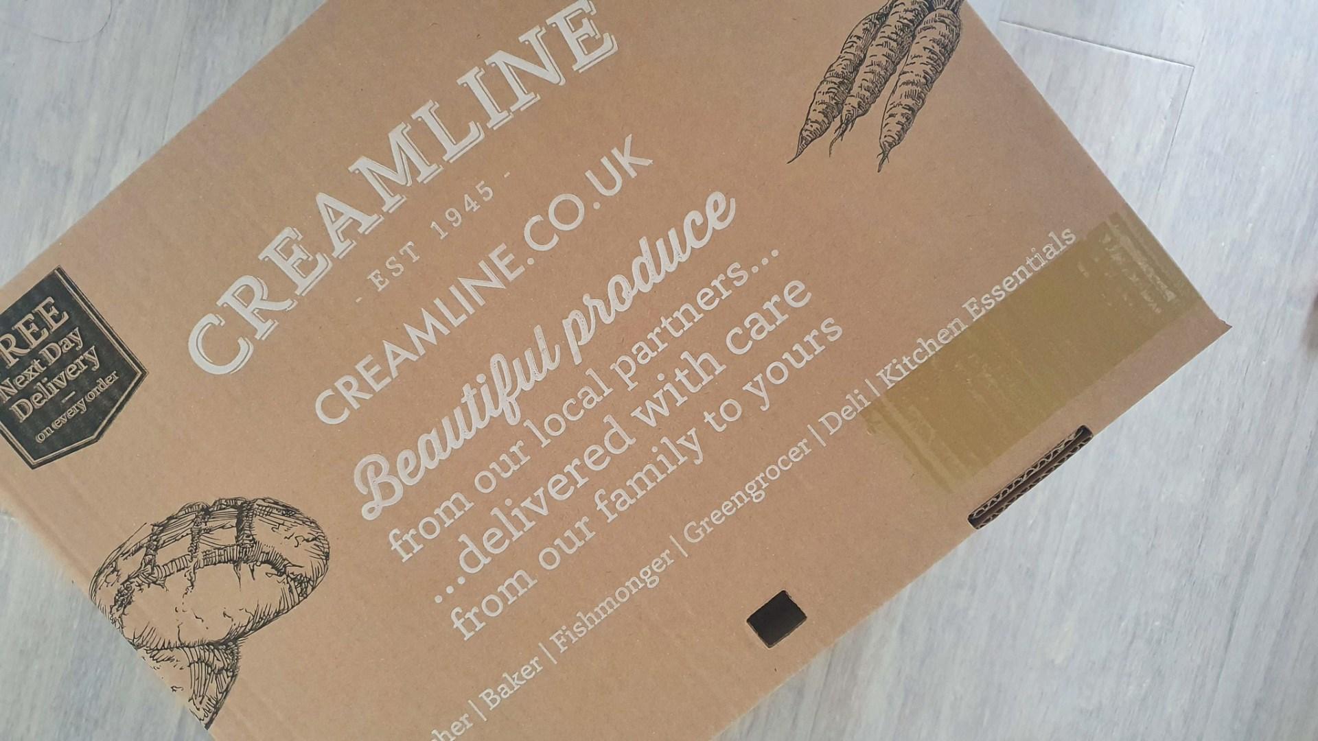 Creamline box