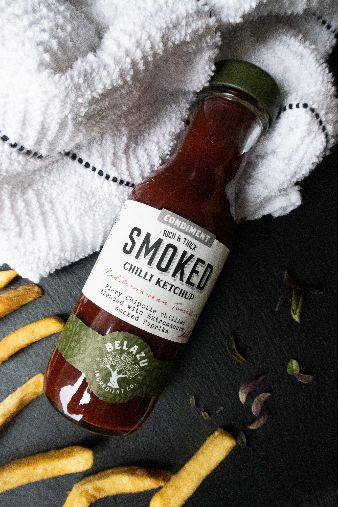 Belazu Smoked Chilli Ketchup