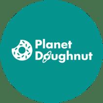 Planet Doughnut logo