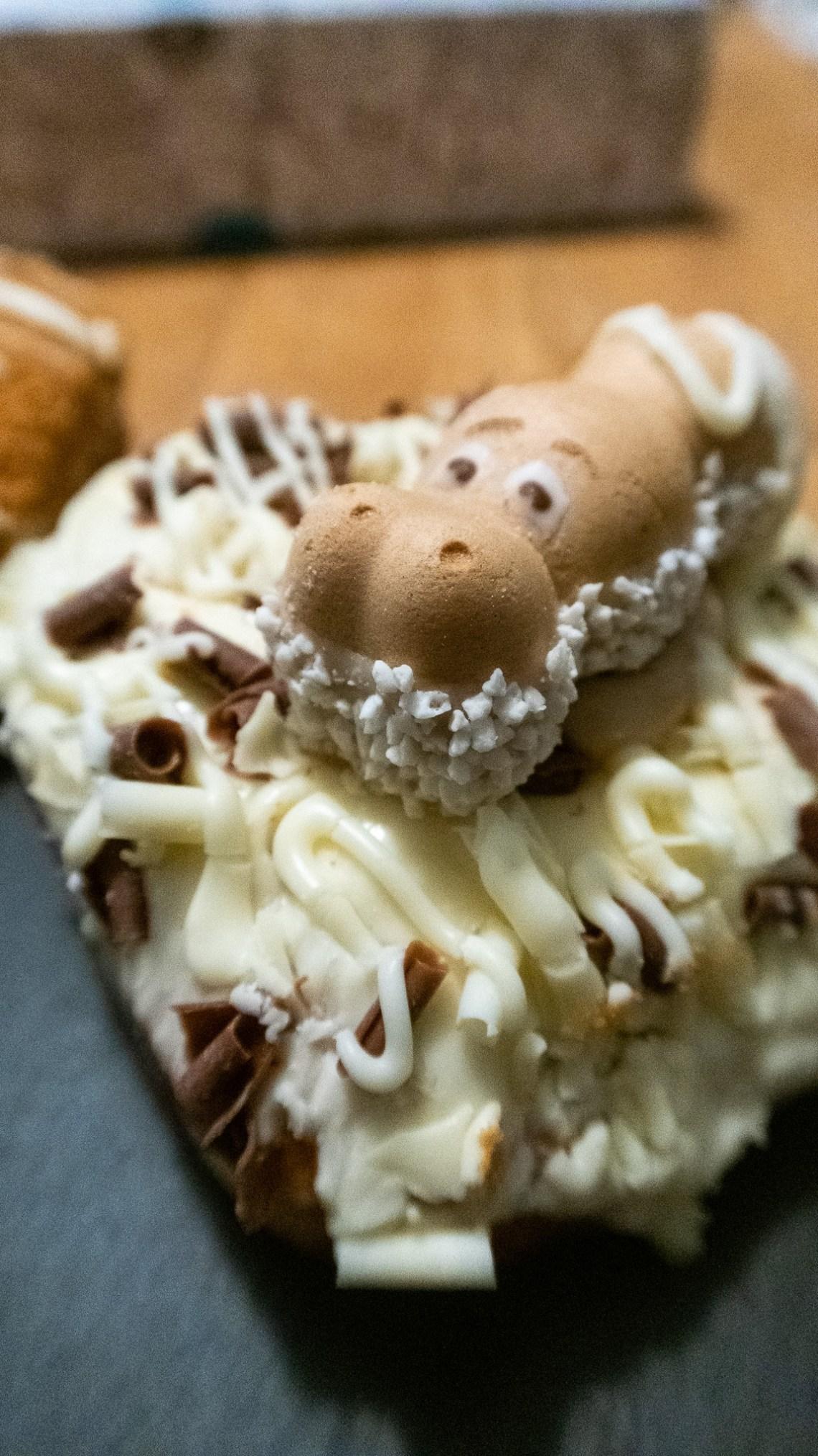 Kinderella doughnut