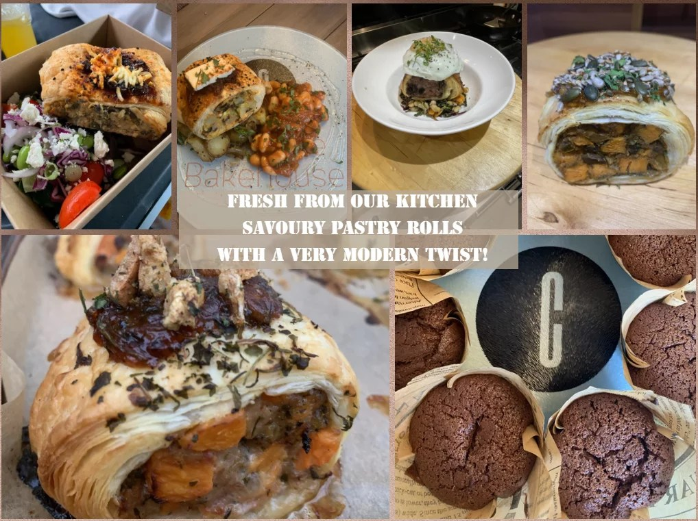 Cheshire Bakehouse food