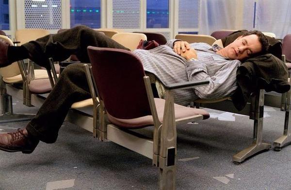 Esperas aeropuertos