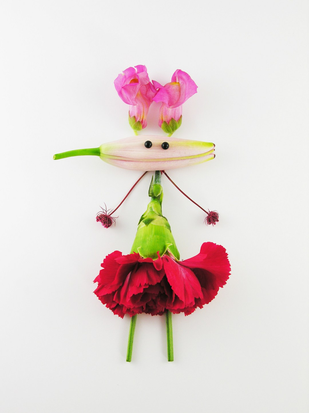 Part of a series of photographs for my book BLOSSOM BUDDIES. Published by teNeues.
