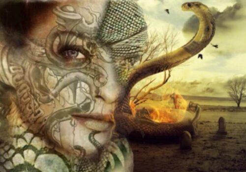 El Espíritu Totem de la Serpiente:  La Transmutación