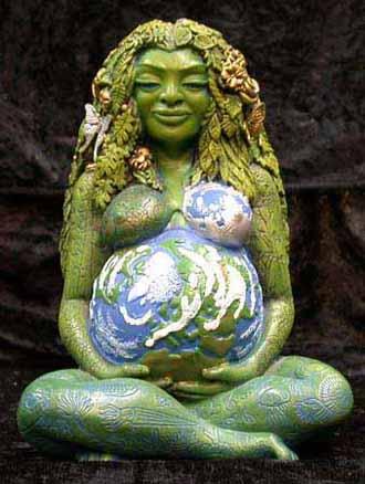 La Madre Tierra. La Diosa Madre de los Mil Nombres