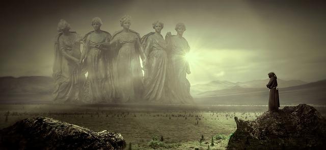 Diosas Lunares de la Península Ibérica
