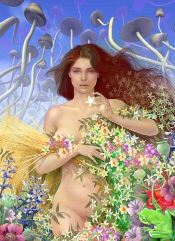 Demeter y Perséfone: El Mito de la Transformación Cíclica