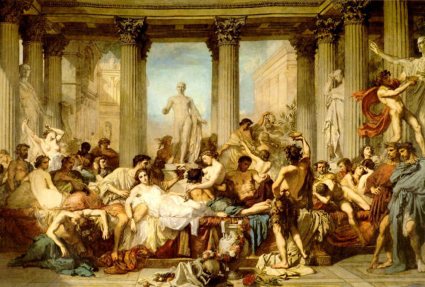 Solsticio de Invierno:  Las Antiguas Saturnales