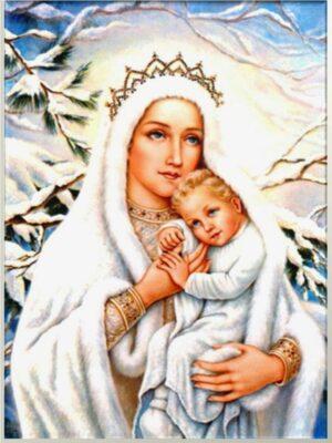 Culto a la Virgen Blanca, de Artemisa a María.