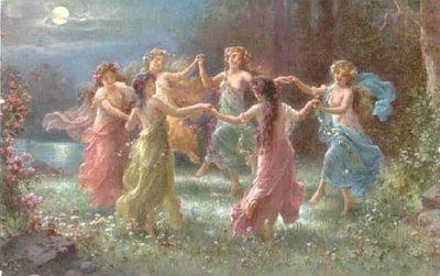 Luna Llena de Primavera. Rituales de Color