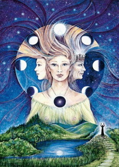 _triple_goddess_by_pamela_matthews