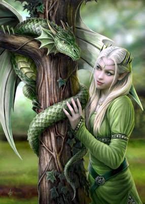 Invocación dragón