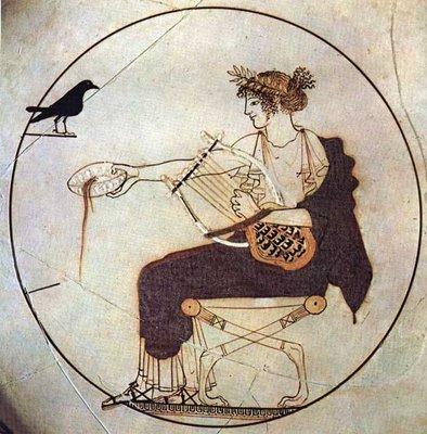 Apolo y el cuervo