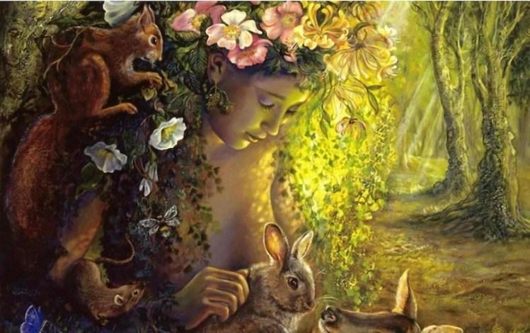 Invocando al Espíritu de la Primavera: La Liebre.