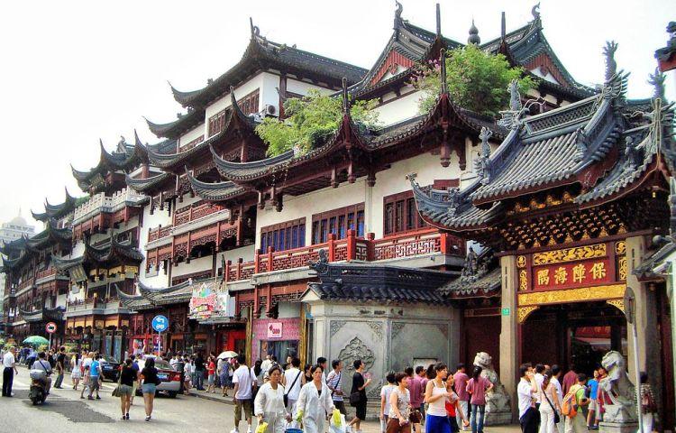 Shanghai-old_city-China_