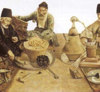 El alquimista árabe