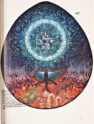 mandala del libro rojo Carl Jung