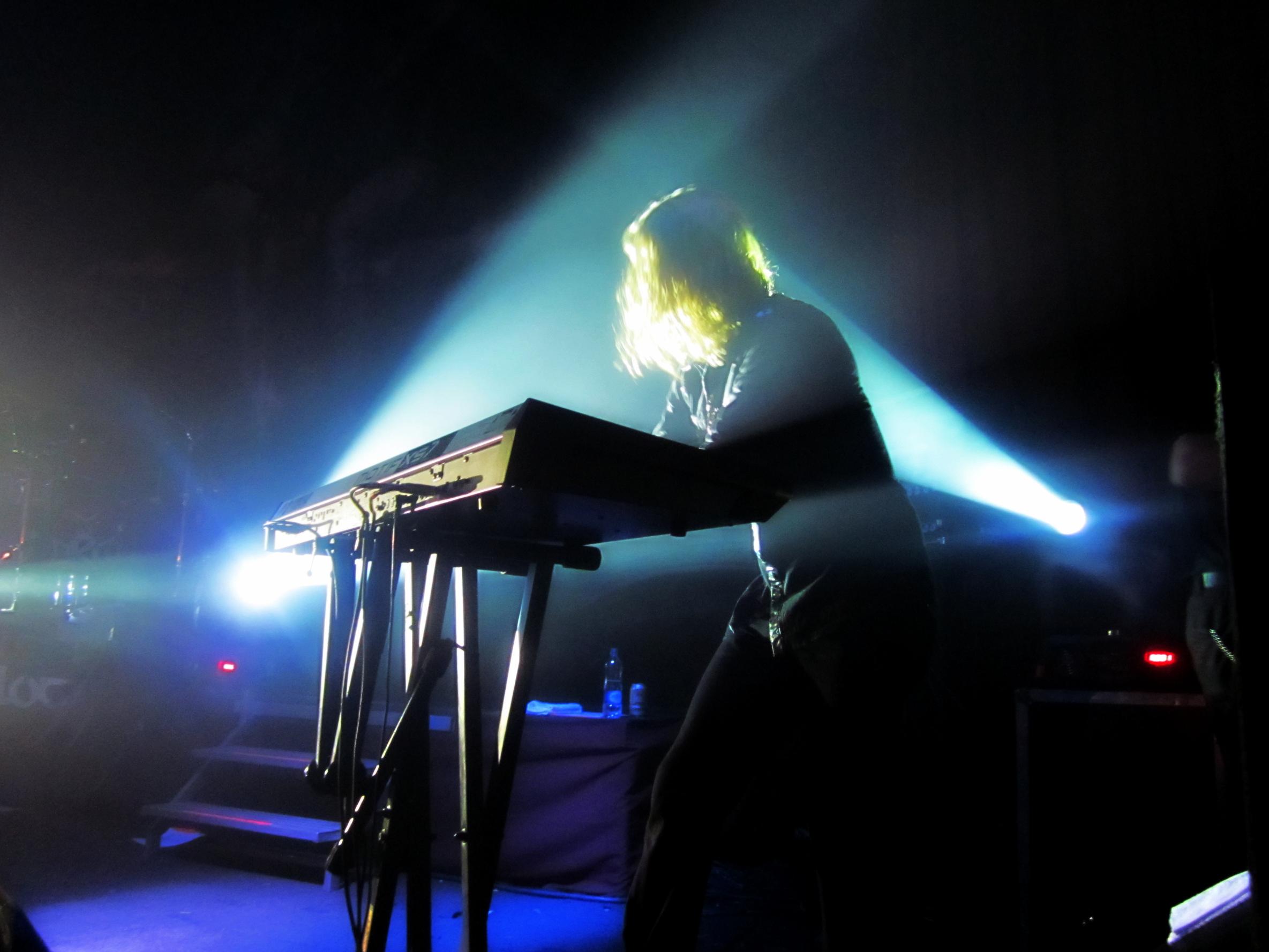 Reseña concierto de KAMELOT en Colombia, en el Teatro Metro de Bogota, Abr 12 de 2011