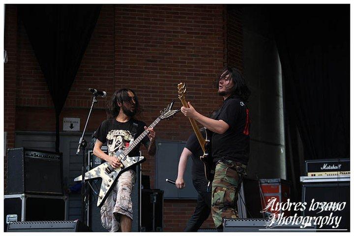 Convocatorias bandas Rock al Parque 2012