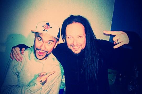 DJ Craze y Jonathan Davis