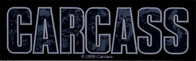 carcass logo 2012