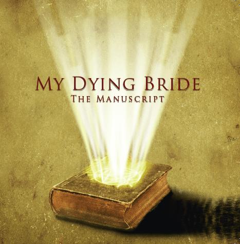MY DYING BRIDE manuscript