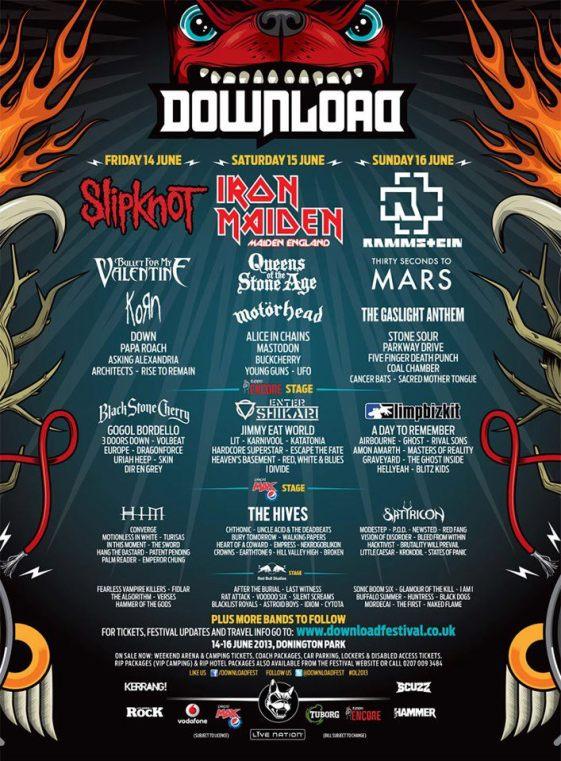 cartel-Download-Festival-2013-Poster