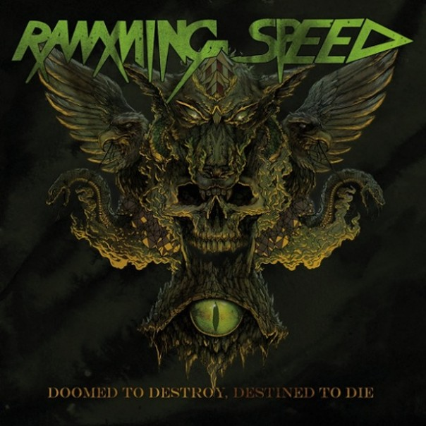 Ramming Speed Doomed To Destroy Destined To Die