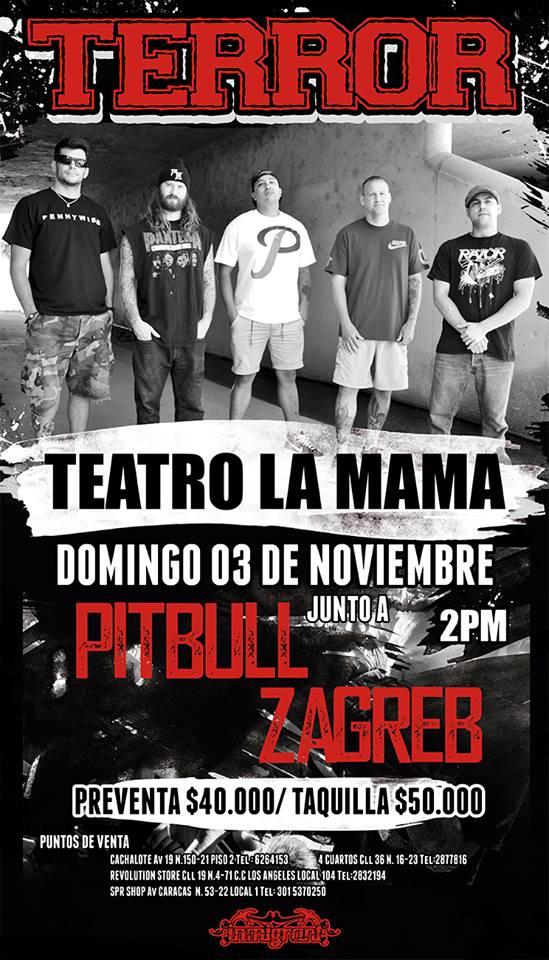terror 2013 teatro la mama