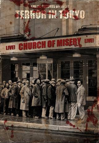 CHURCH OF MISERY Terror in Tokyo