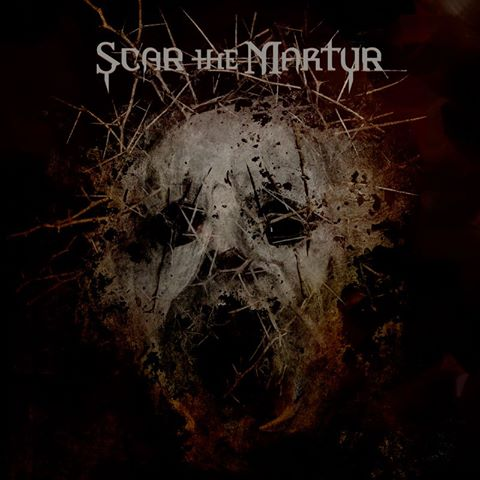 scar the martyr album artwork