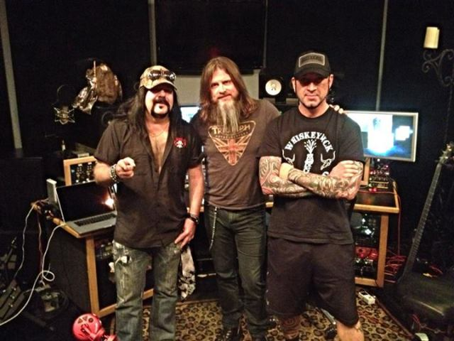 hellyeah estudio 2013 vinnie paul