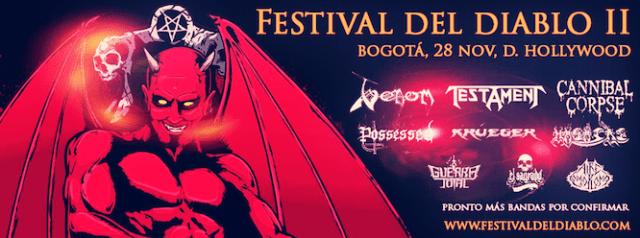 festival del diablo venom