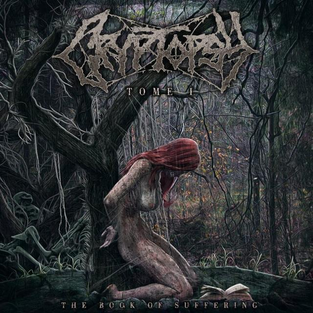 cryptopsy The Book of Suffering