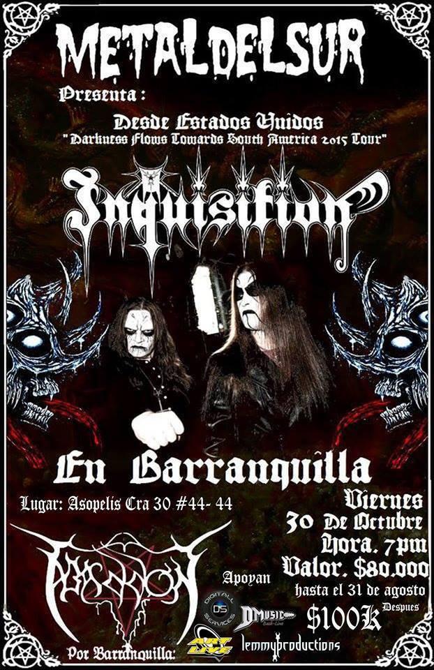 inquisition barranquilla